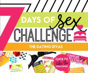 7 days to a closer, stronger and HOTTER relationship- Are you up for the challenge?
