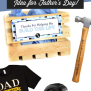 Diy Father S Day Gift Basket Tags The Dating Divas
