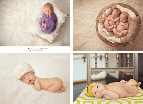 newborn baby pics tips