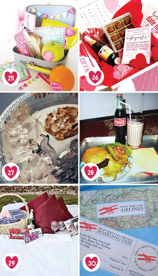 Romantic Valentine Date Nights
