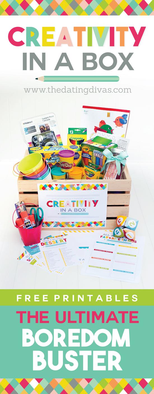 creative activities in a