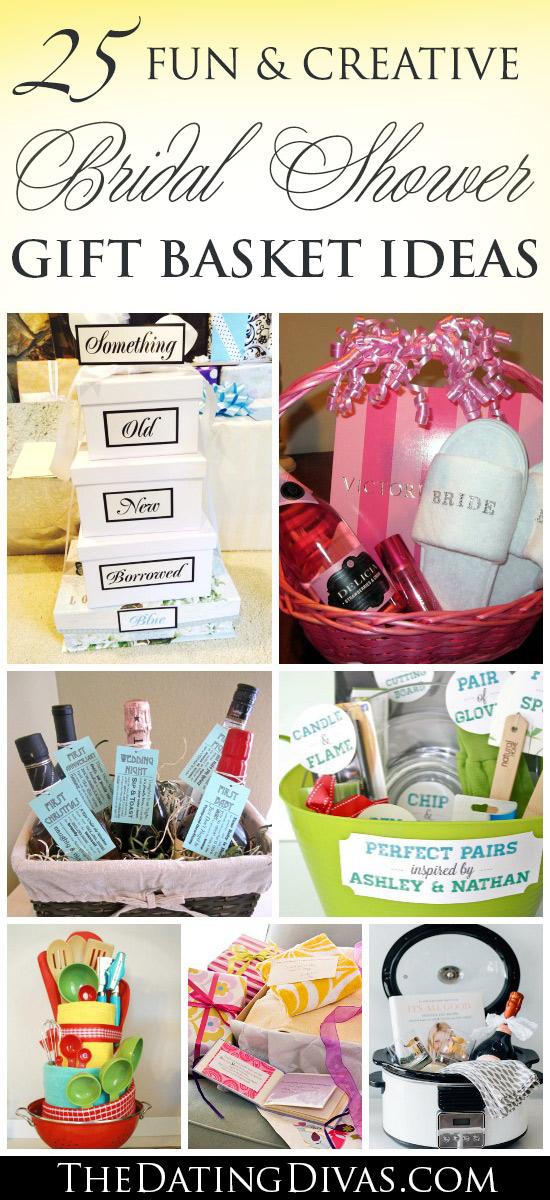 60+ BEST, Creative Bridal Shower Gift Ideas
