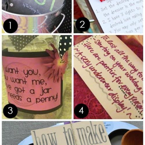 Funny Wedding Gift Ideas - unjourmonbebeviendra.com