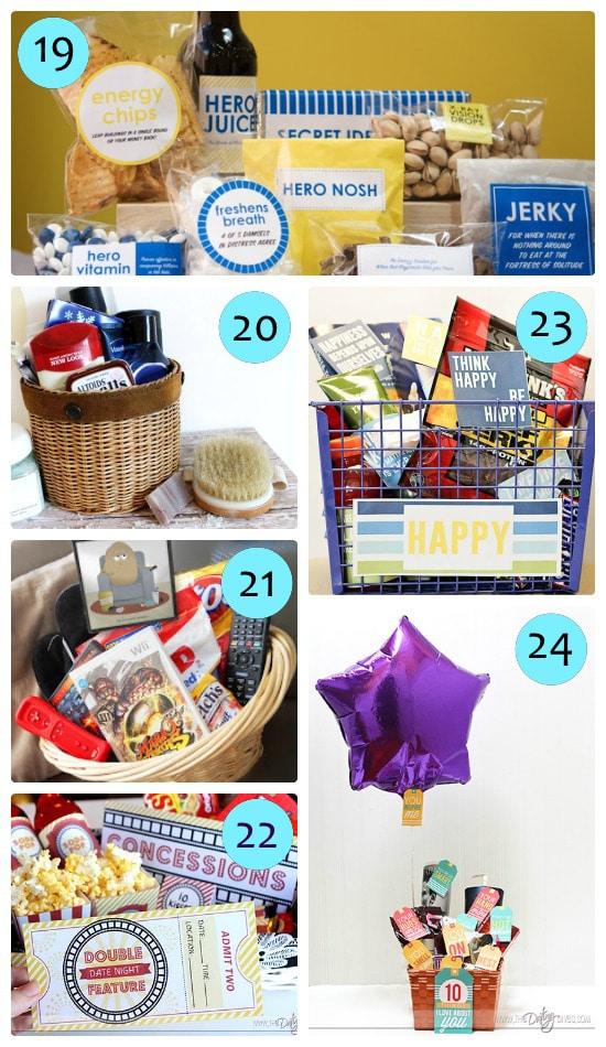 Cheap Diy Christmas Gift Baskets