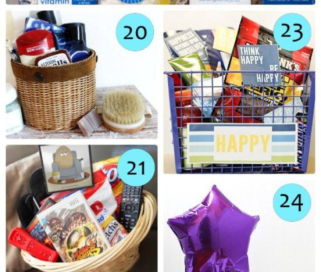Diy Christmas Gift Baskets For Men