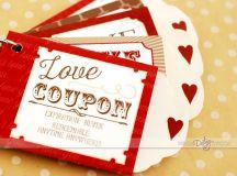 DIY Love Coupons