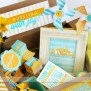 Care Package Printables With Cheer Up Theme By The