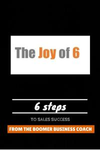 The Joy of Six-6 Steps to Sales Success