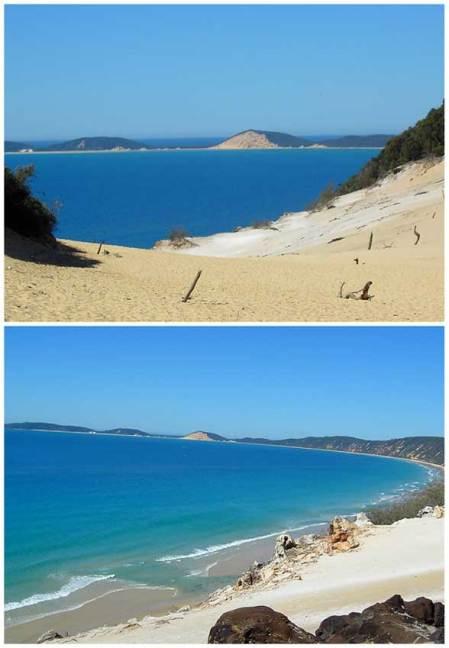 Rainbow Beach, Queensland, Australie