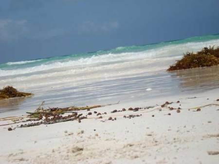 Eucla plage, Australie