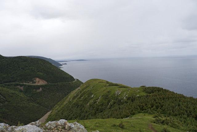 paysage ile du cap breton