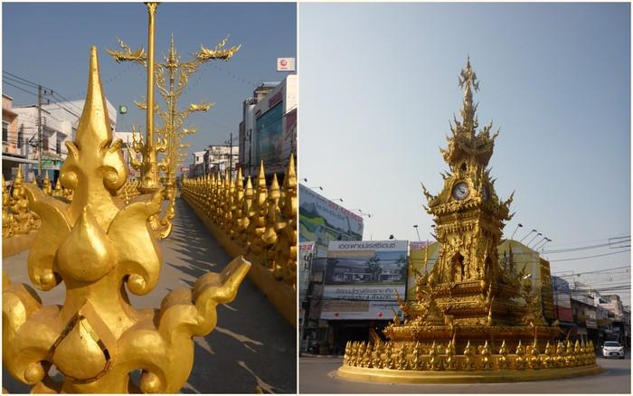 Chiang Rai Thaïlande Voyage