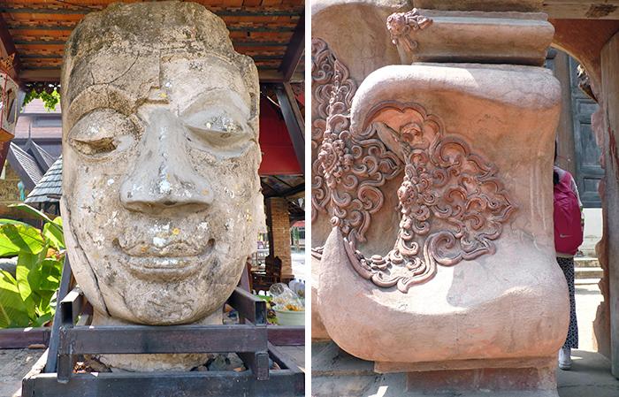Temple Chiang Mai Thailande