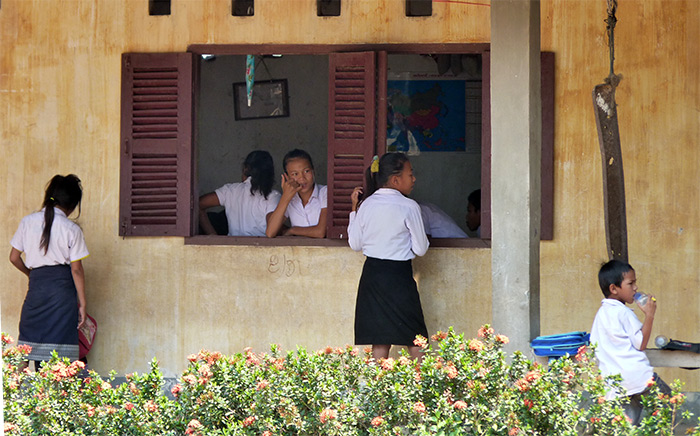 Laos, 4000 Iles, Don Khone