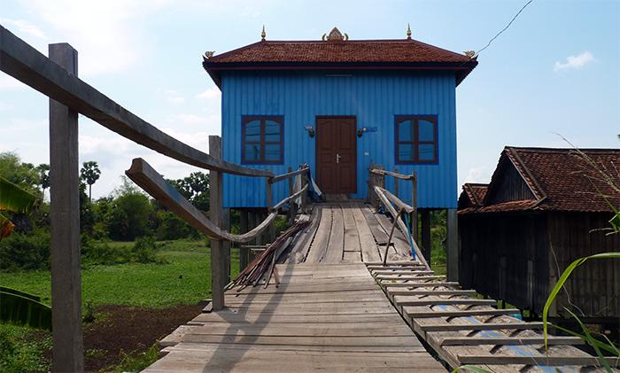 Kampong Cham Cambdoge