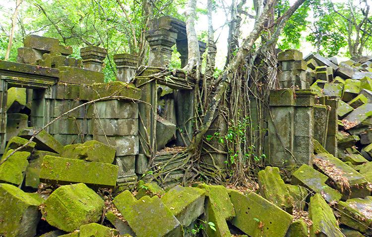 Beng Mealea, Angkor, Cambodge