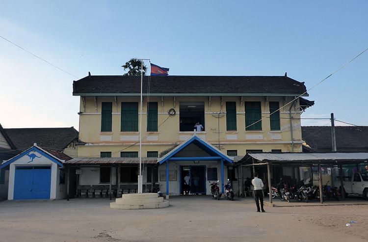 Kampot, Cambodge