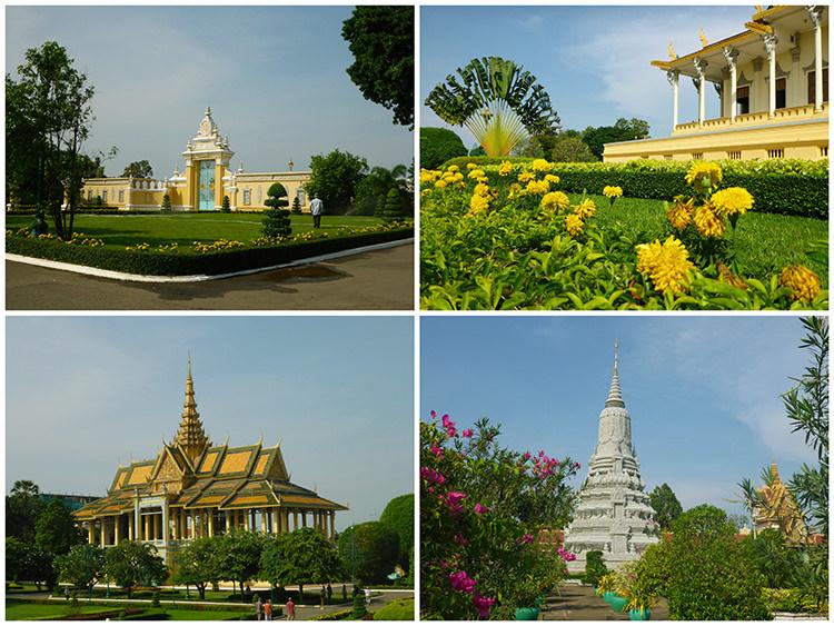 Palais Royal Phnom Penh Cambodge