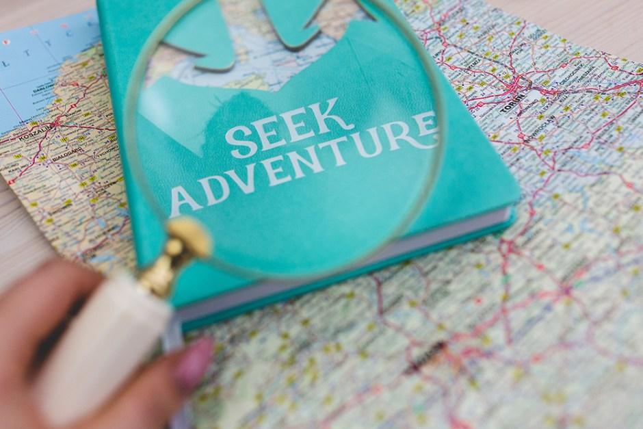 Partir à l'aventure