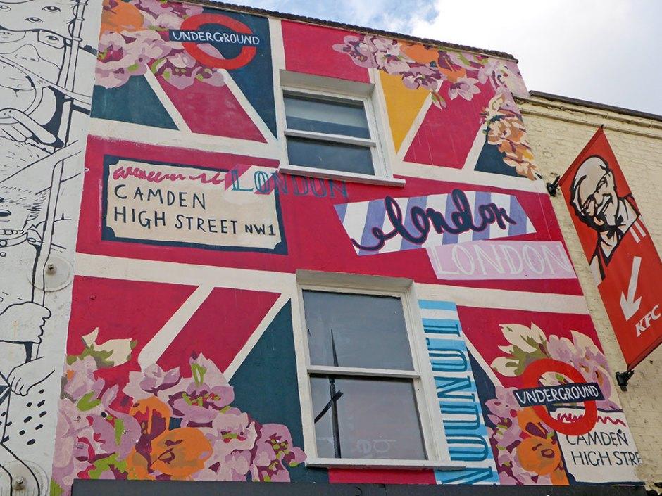 Boutiques à Camden Town - Londres