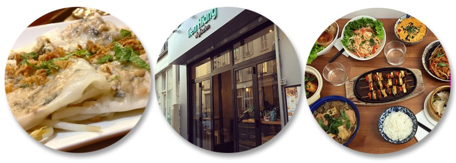 Tien Hiang, restaurant végétarien, Paris