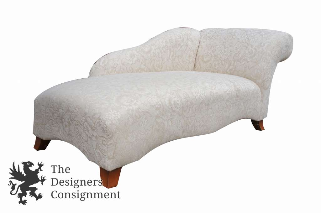pembrook chair corp cover hire evesham the designers consignment dayton s premier gallery contemporary chaise sofa fainting couch octavia linen floral