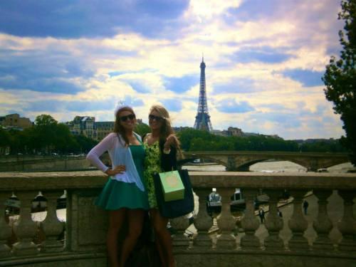 Vintage The DC Darlings in Paris