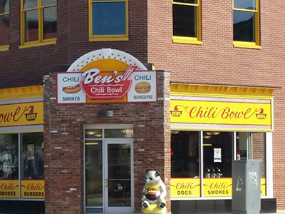 The New Ben's Chili Bowl