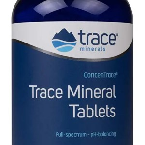 Trace Mineral Tablets (Trace Minerals Research)