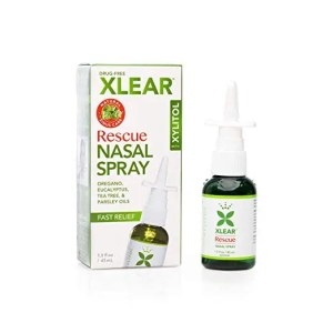 Xlear Rescue Nasal Spray