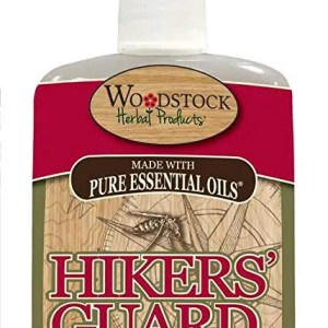 Hikers Guard Insect Repellent Spray (Woodstock Herbal)