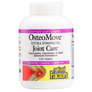 OsteoMove Extra Strength Joint Care (Natural Factors)