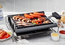 Electric Countertop Grill Safety Tips