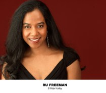 Ru Freeman, author of A DISOBEDIENT GIRL