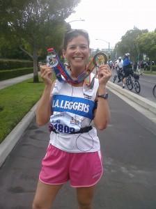 Disneyland Half Marathon!