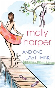 Cover of And One Last Thing by Molly Harper