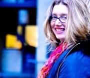Lena Roy, author of Edges