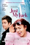 Movie poster for Just My Luck, starring Lindsay Lohan