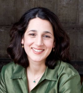 Author Kate Ledger
