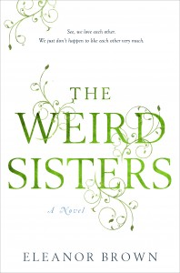 The Weird Sisters, by Eleanor Brown