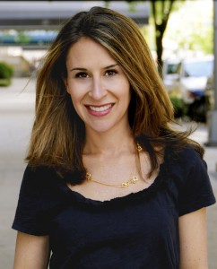 Author Allison Winn Scotch