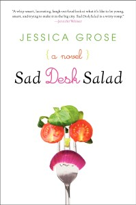 Cover of Sad Desk Salad