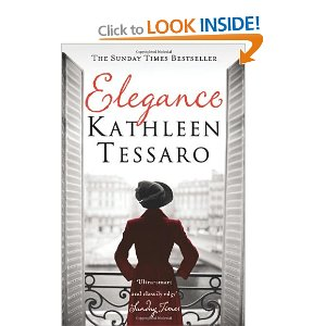 Cover of Elegance by Kathleen Tessaro
