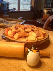 RP apple pie