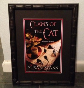13B Framed cover