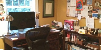 writing nook