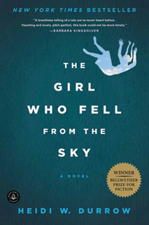 The Girl Who Fell From the Sky by Heidi Durrow