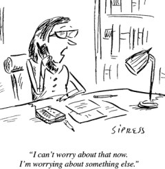 Worry-Cartoon