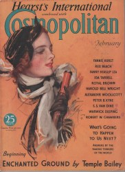 Cosmopolitan February 1933