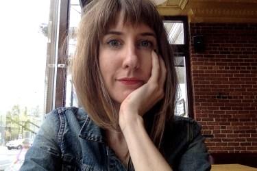 Lindsay Hatton, author of MONTEREY BAY
